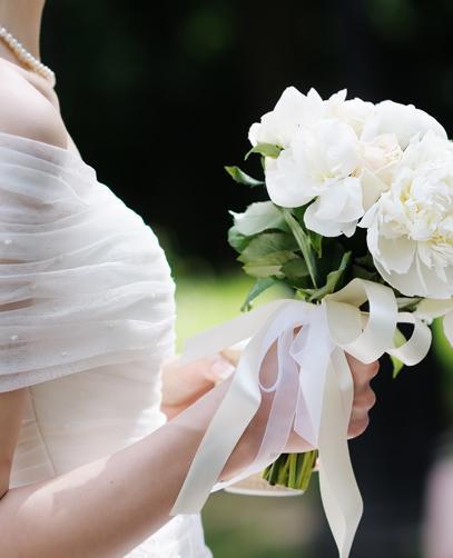 Fleuriste pour mariage à Cannes
